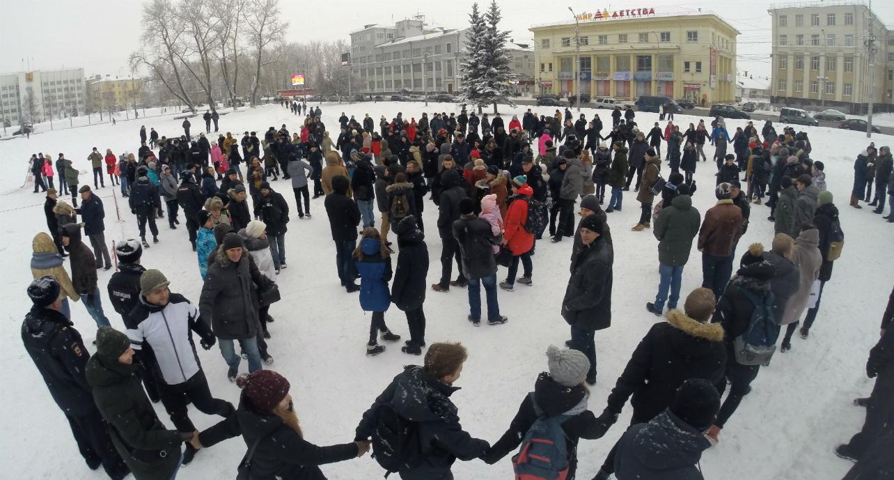 Наакциях «Забастовки избирателей» задержали 180 человек