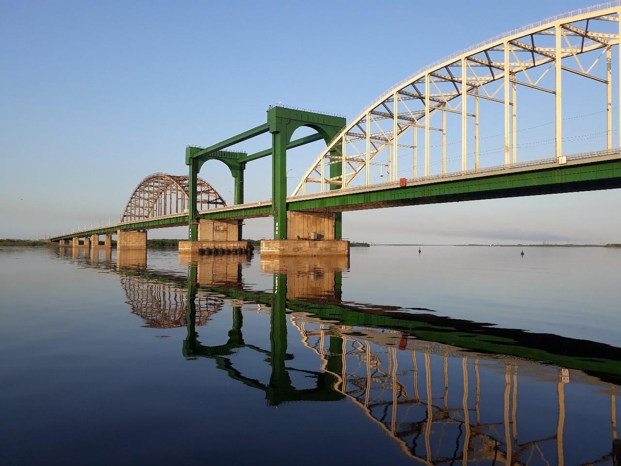 Ночью в Архангельске закроют Краснофлотский мост