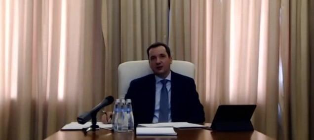 Врио губернатора Александр Цыбульский сказал, что на Шиесе началась рекультивация