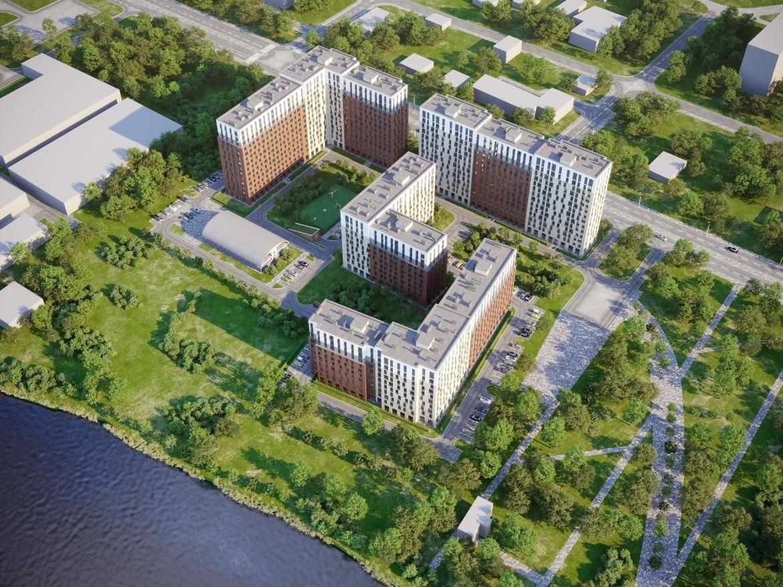 Группа «Аквилон» построит и передаст Поморью более 200 квартир для предоставления нуждающимся