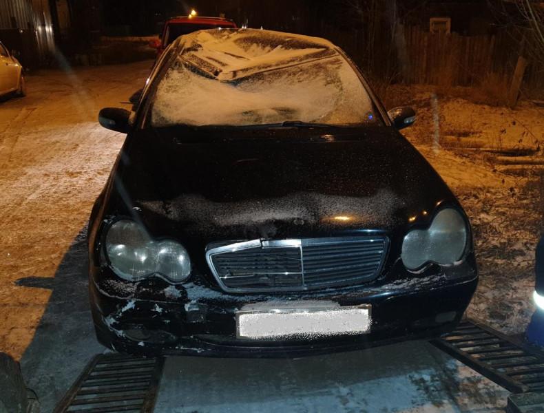 В Шенкурске пьяный водитель насмерть сбил велосипедиста