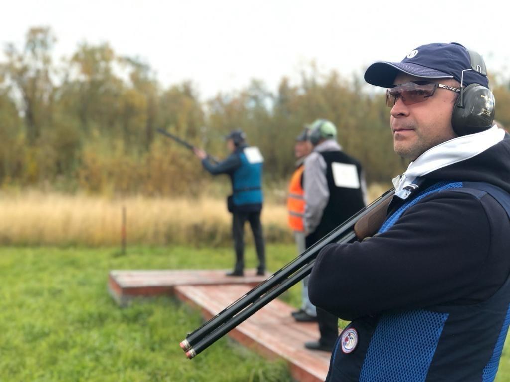 Стрелки Поморья успешно выступили на этапе Кубка области