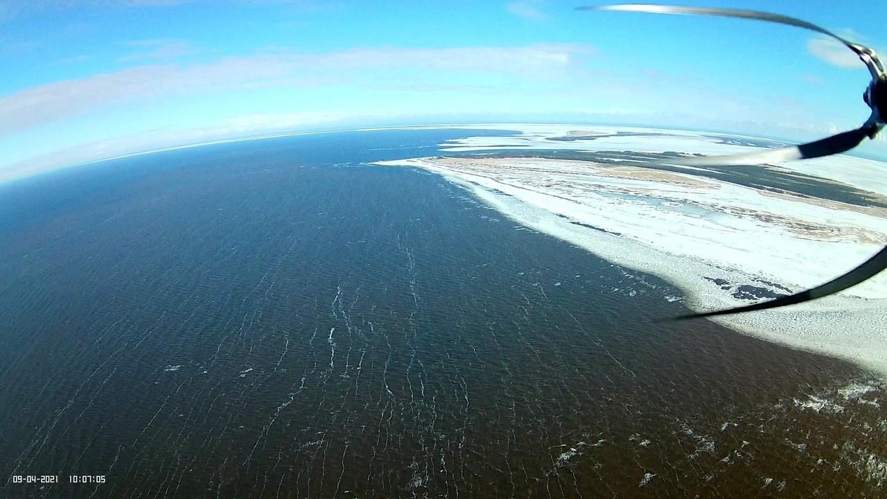 Ледоход в Архангельске ждут 20 апреля
