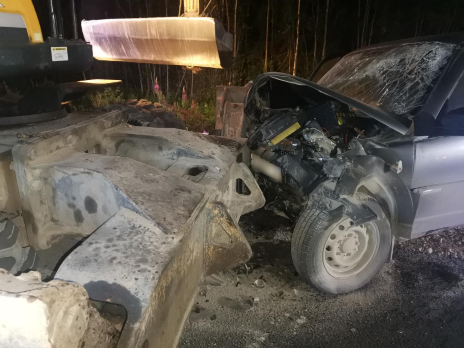 Два человека погибли в крупном ДТП в Няндомском районе