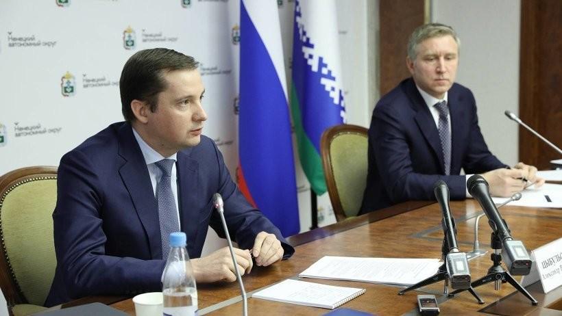 Врио губернаторов Поморья и НАО объявили о решении объединить регионы