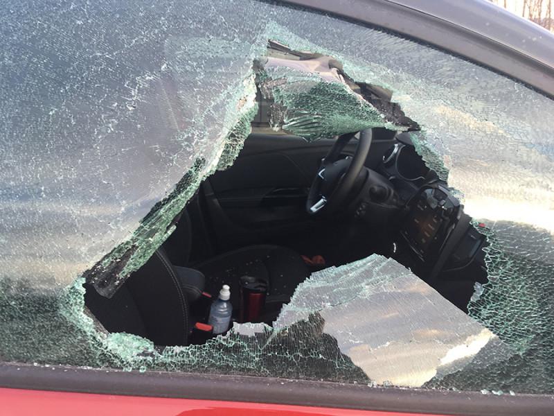 В Северодвинске задержан автомобильный грабитель