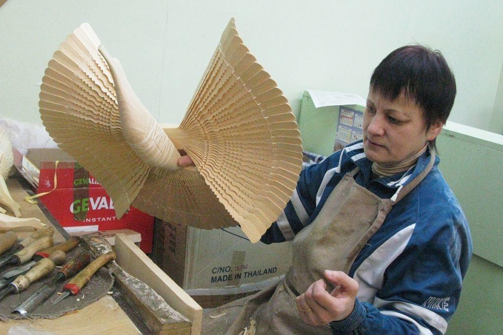 Щепная птица и водоросли больше всего привлекают туристов в Архангельске