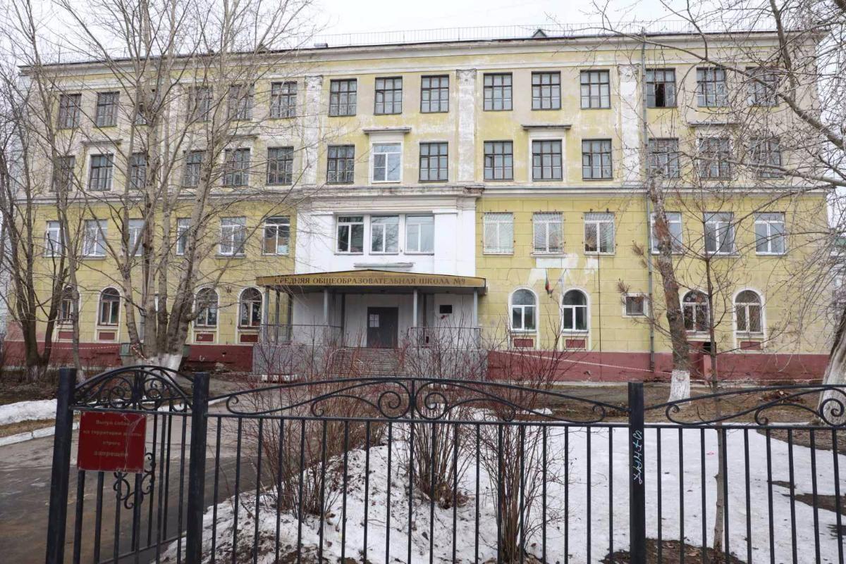 Школу №9 в Архангельске отремонтируют за 190 млн рублей