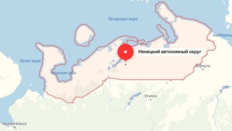 Архангельскую область и НАО планируют объединить в один субъект