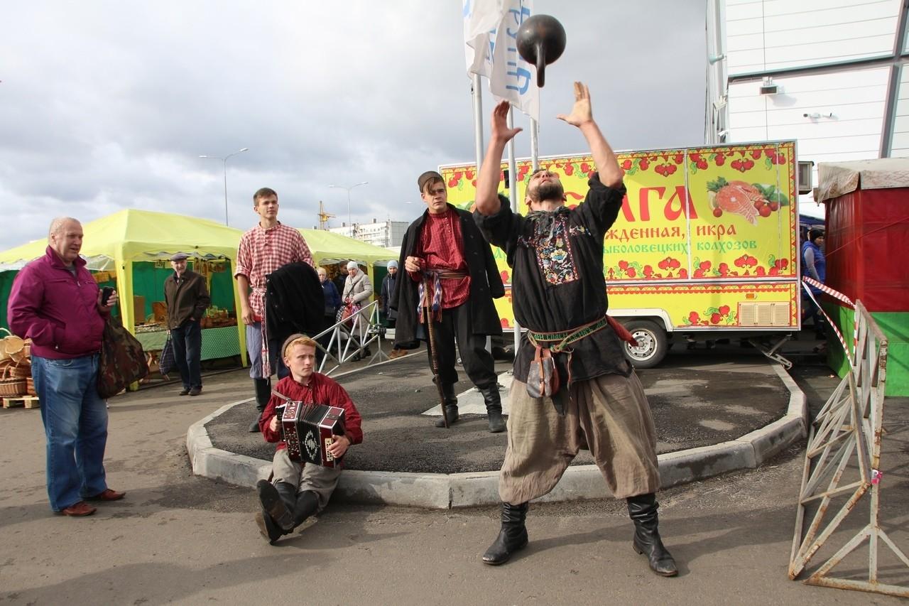 Культурная программа Маргаритинки пройдет в Петровском парке